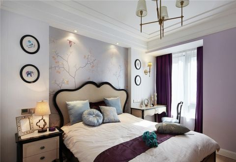 2021新中式240平米装修图片 2021新中式四居室装修图