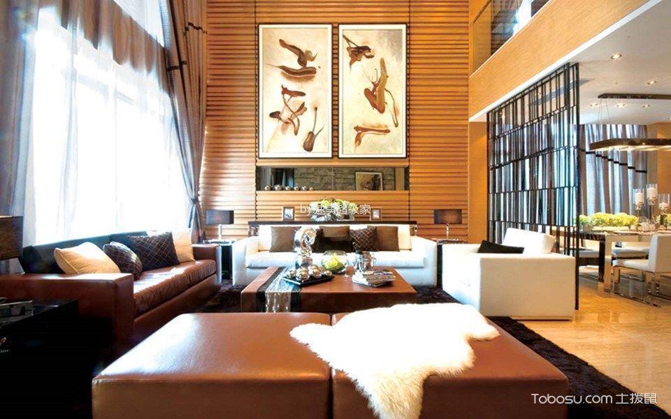 2021现代中式240平米装修图片 2021现代中式别墅装饰设计