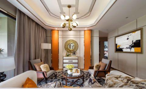 2020現代120平米裝修效果圖片 2020現代公寓裝修設計