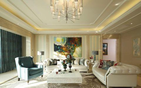 2020歐式150平米效果圖 2020歐式公寓裝修設計