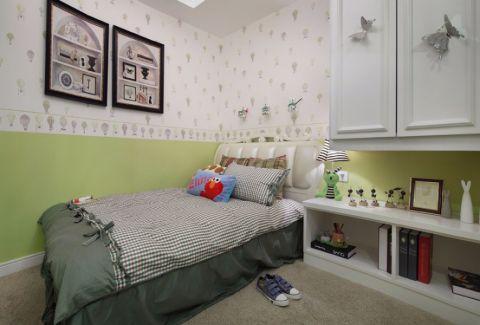 2020法式90平米效果图 2020法式二居室装修设计