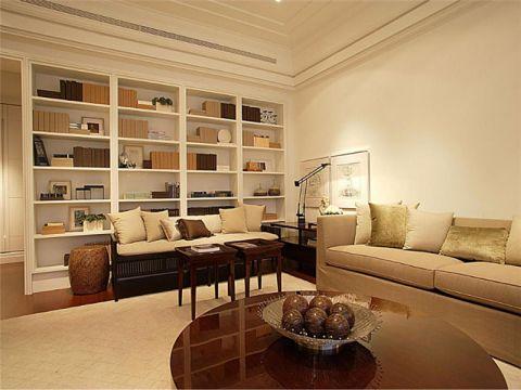 杭州理想银泰城130平三居室欧式风格效果图