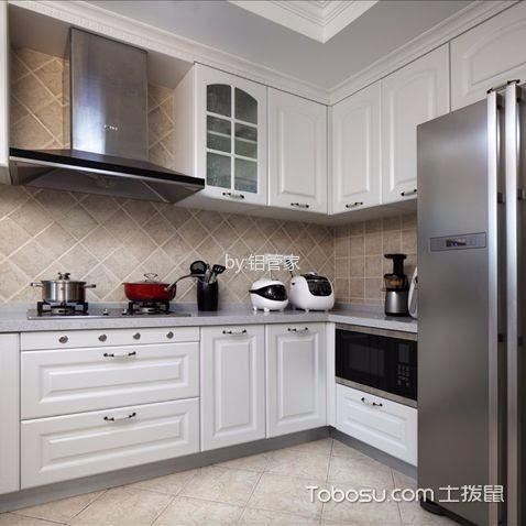 厨房_全铝橱柜