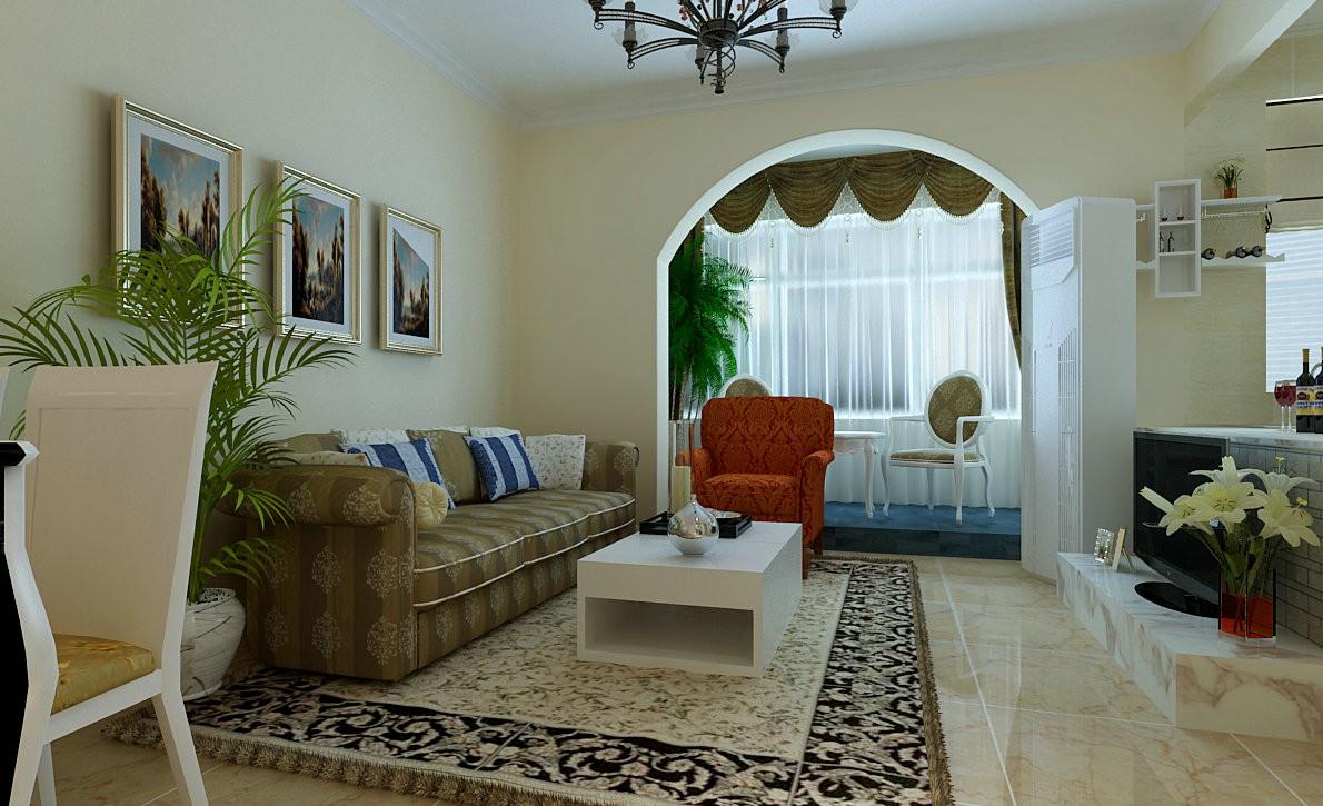 3室2卫2厅293平米简约风格