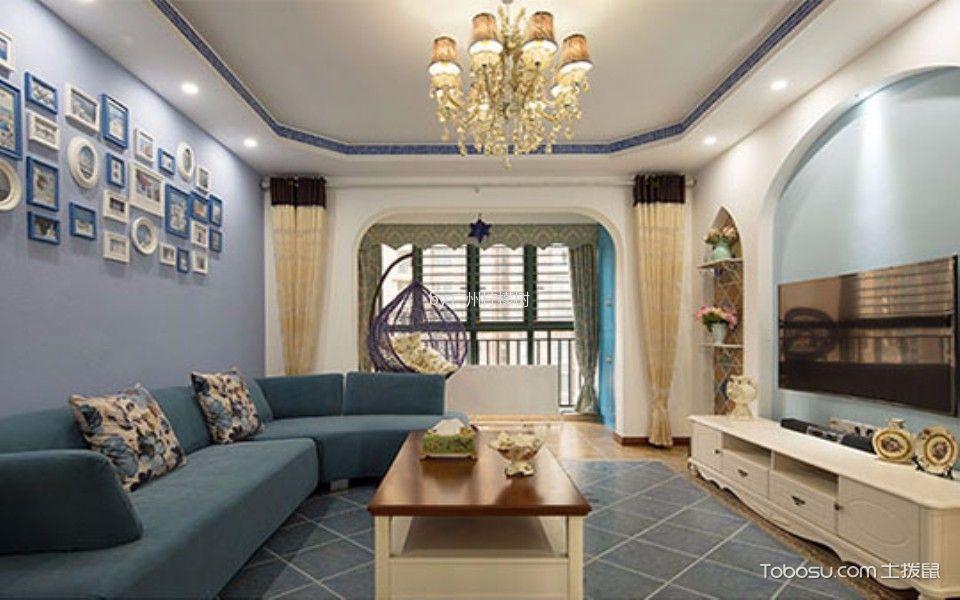 尚上名筑现代简约风格公寓效果图