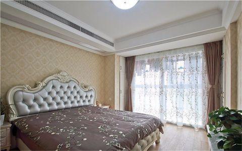 卧室窗台欧式风格装饰图片