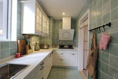 歐式廚房吊頂設計效果圖