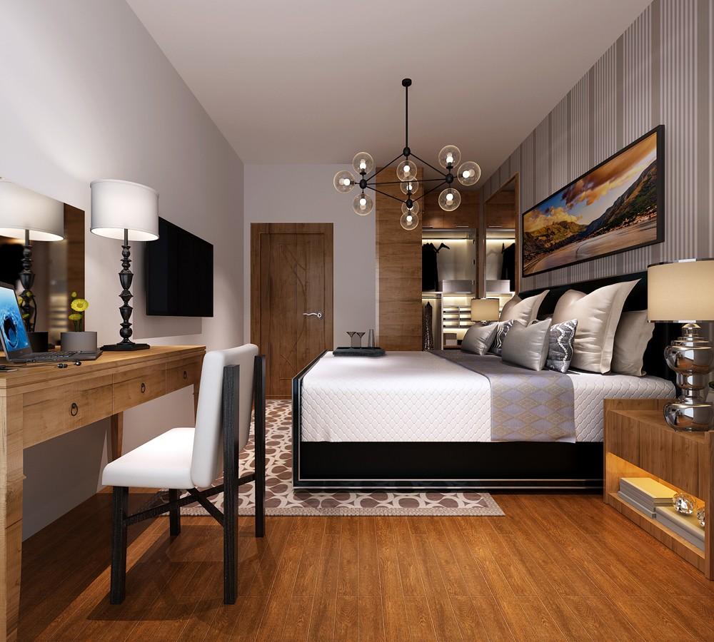 3室2卫2厅146平米北欧风格