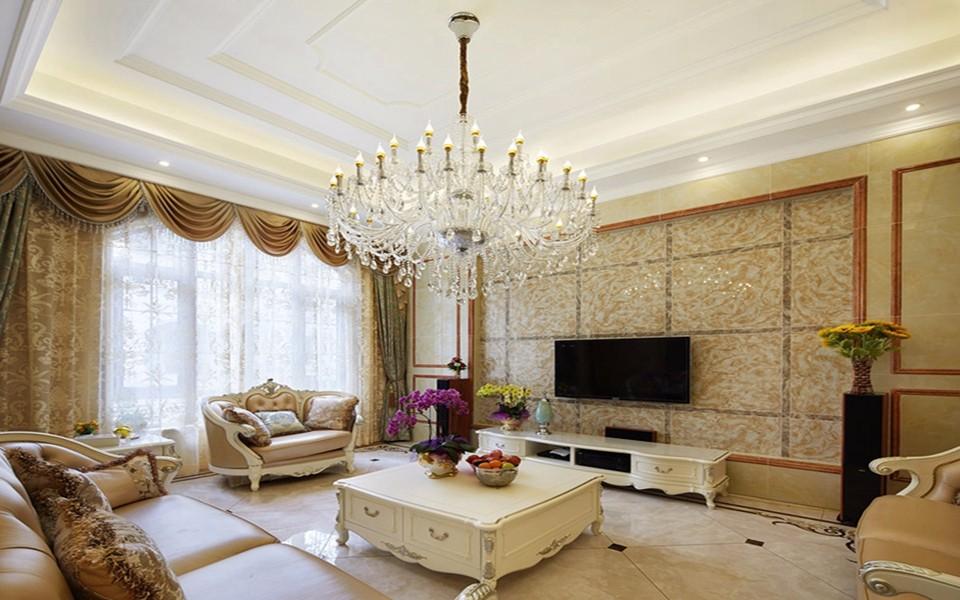 4室2卫2厅156平米欧式风格
