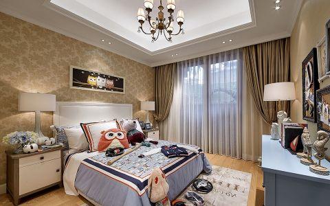 2018欧式150平米效果图 2018欧式公寓装修设计