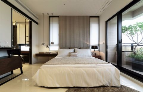 2021现代简约80平米设计图片 2021现代简约楼房图片