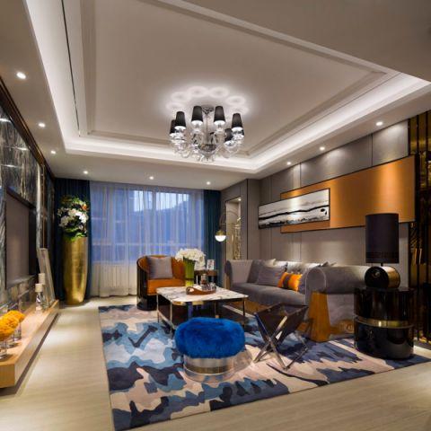 2021欧式300平米以上装修效果图片 2021欧式别墅装饰设计