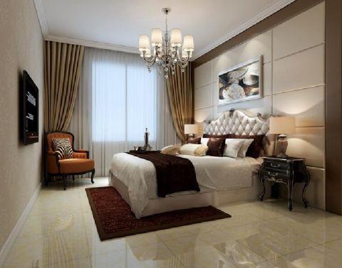 简欧风格130平米四室两厅新房装修效果图