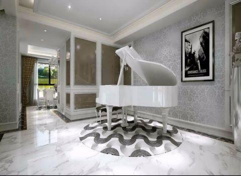 2020混搭120平米装修效果图片 2020混搭三居室装修设计图片