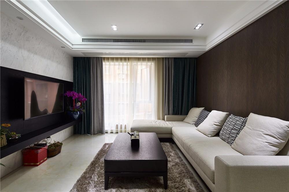 3室2卫2厅122平米简约风格