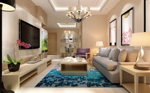 2021简欧150平米效果图 2021简欧二居室装修设计