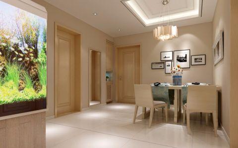 2021现代150平米效果图 2021现代三居室装修设计图片