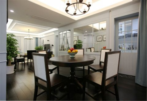2021美式90平米效果图 2021美式公寓装修设计