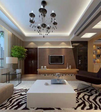 2021欧式150平米效果图 2021欧式四居室装修图