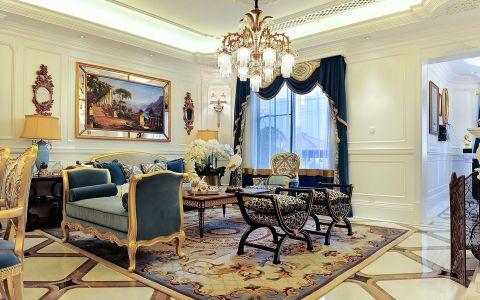 2021美式150平米效果图 2021美式公寓装修设计