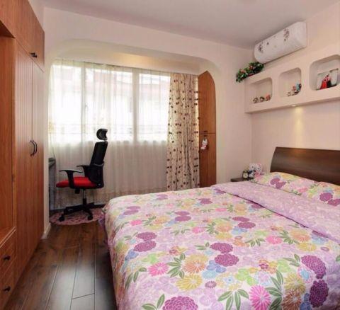 2021欧式田园70平米装修效果图大全 2021欧式田园一居室装饰设计