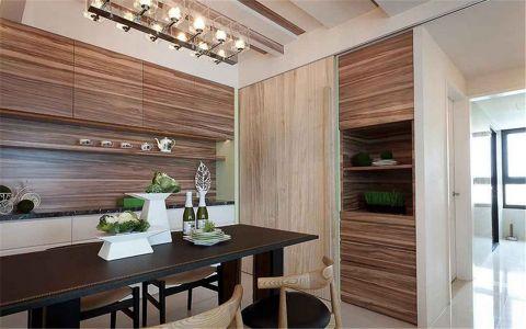 餐厅吧台现代风格装饰设计图片