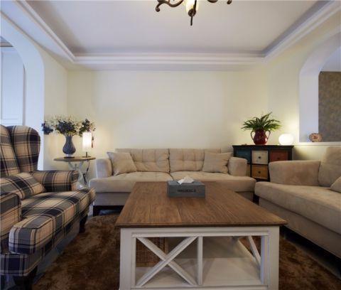 北景园地中海风格公寓效果图