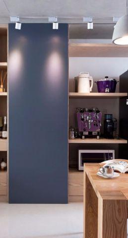 餐厅地砖现代简约风格效果图