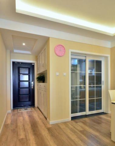 玄关地板砖现代风格装修图片