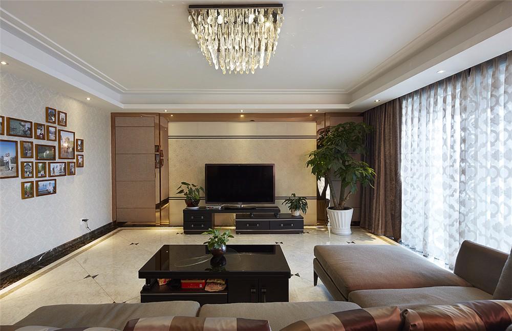 4室2卫2厅189平米现代简约风格