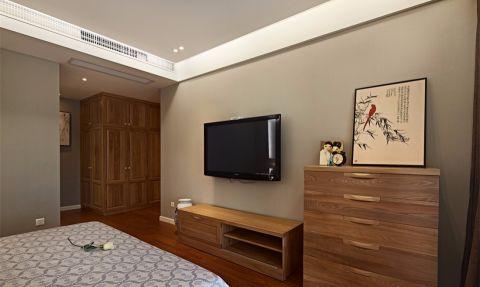 卧室走廊中式风格装饰效果图