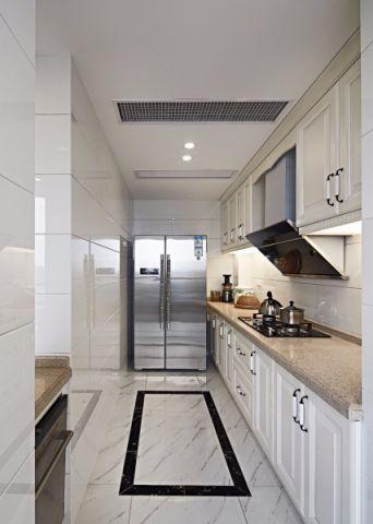 厨房吧台中式风格装饰图片