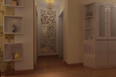 玄关吊顶现代简约风格装饰图片