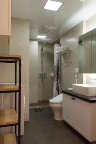 卫生间吊顶简约风格装饰图片