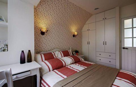 卧室衣柜简约风格装潢效果图