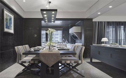 餐厅吊顶现代风格装潢设计图片