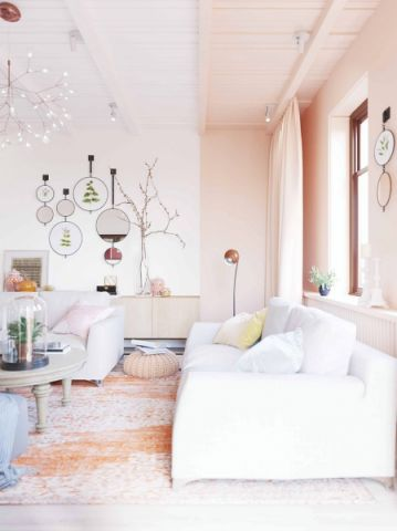 客厅沙发现代简约风格装饰效果图