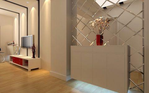 2018地中海90平米装饰设计 2018地中海设计图片