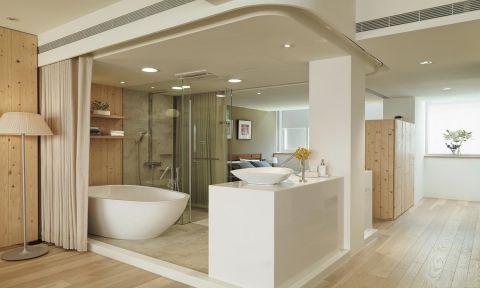 卫生间吊顶日式风格装潢图片