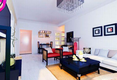 客厅照片墙欧式风格装饰图片
