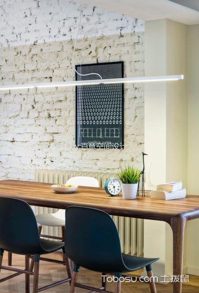 厨房米色背景墙现代风格装饰效果图