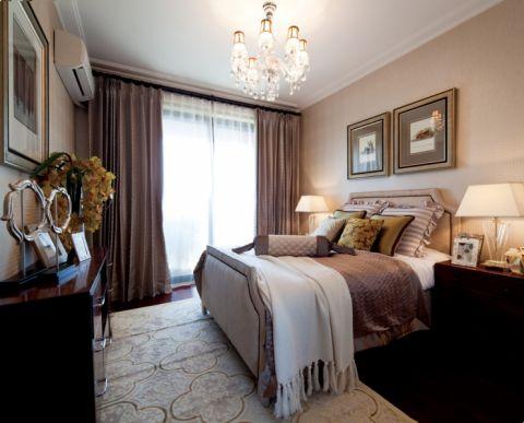 卧室照片墙简约风格装修设计图片