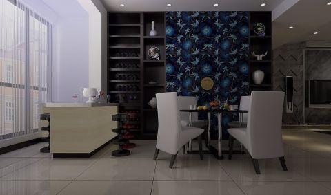餐厅餐桌现代风格装修效果图