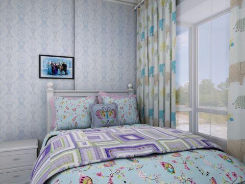 欧式风格150平米大户型新房装修效果图