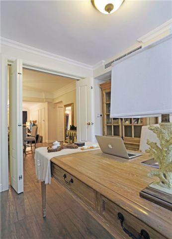 美式风格90平米套房新房装修效果图