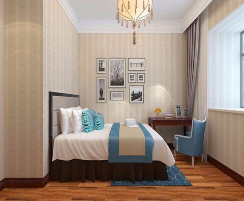 儿童房窗帘新古典风格装潢设计图片