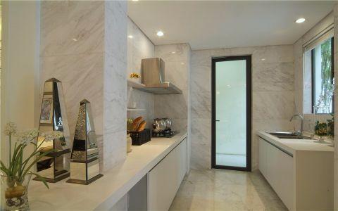 简欧风格155平米四室两厅新房装修效果图