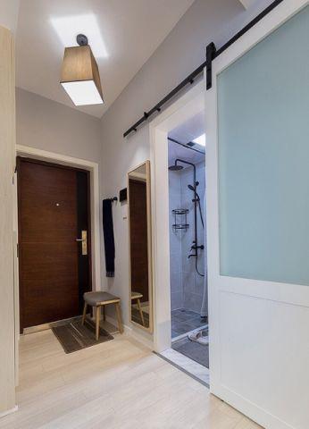 玄关吊顶简约风格装潢设计图片