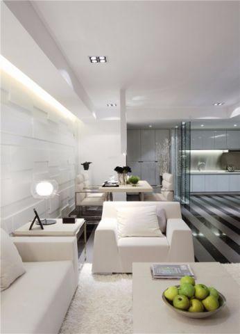 简欧风格200平米复式楼室内装修效果图