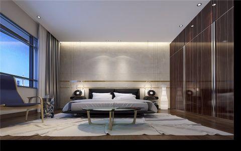 卧室衣柜混搭风格装修效果图